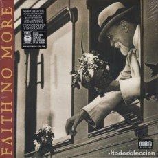 Discos de vinilo: FAITH NO MORE – ALBUM OF THE YEAR -2 LP-. Lote 261231105