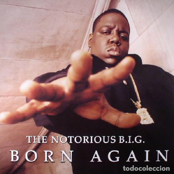 THE NOTORIOUS B.I.G. – BORN AGAIN -2 LP- (Música - Discos - LP Vinilo - Rap / Hip Hop)
