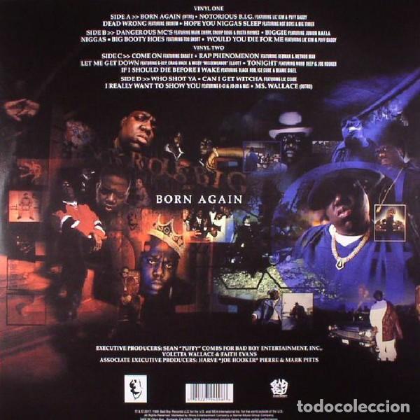 Discos de vinilo: The Notorious B.I.G. – Born Again -2 LP- - Foto 2 - 261231665