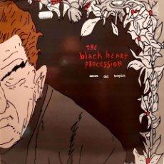 Discos de vinilo: THE BLACK HEART PROCESSION – AMORE DEL TROPICO. Lote 261233070