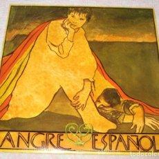 Discos de vinilo: GABINETE CALIGARI - SANGRE ESPAÑOLA - 3 CIPRESES 1983 - EX. Lote 261235410