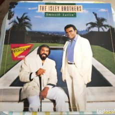 Discos de vinilo: THE ISLEY BROTHERS - SMOOTH SAILIN' (LP, ALBUM) WARNER BROS. RECORDS 925 586-1.COMO NUEVO.MINT / NM. Lote 261238445