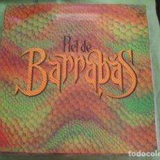 Discos de vinilo: BARRABAS PIEL DE BARRABAS. Lote 261239240
