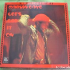 Discos de vinilo: MARVIN GAYE LET'S GET IT ON. Lote 261240785