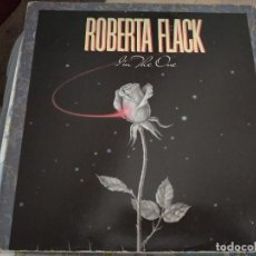 Discos de vinilo: ROBERTA FLACK - I'M THE ONE (LP, ALBUM) SELLO:ATLANTIC CAT. Nº: K 50890.VINILO COMO NUEVO. MINT /VG+. Lote 261249385