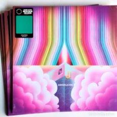 Discos de vinilo: LOS PUNSETES ANIQUILACIÓN (MUSHROOM PILLOW MP393LPX LP, ALBUM, LTD, VINILO AZUL TURQUESA, 2021). Lote 261255400