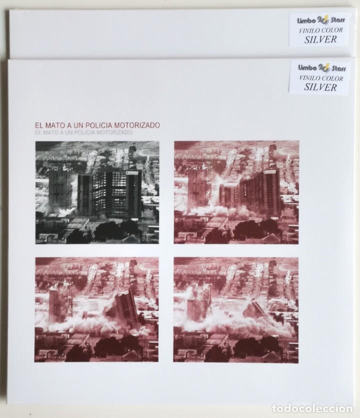 EL MATÓ A UN POLICÍA MOTORIZADO EL MATÓ A UN.. (LS 059 2, LP, ALBUM, RE, VINILO PLATA, 2021) (Música - Discos - LP Vinilo - Grupos Españoles de los 90 a la actualidad)