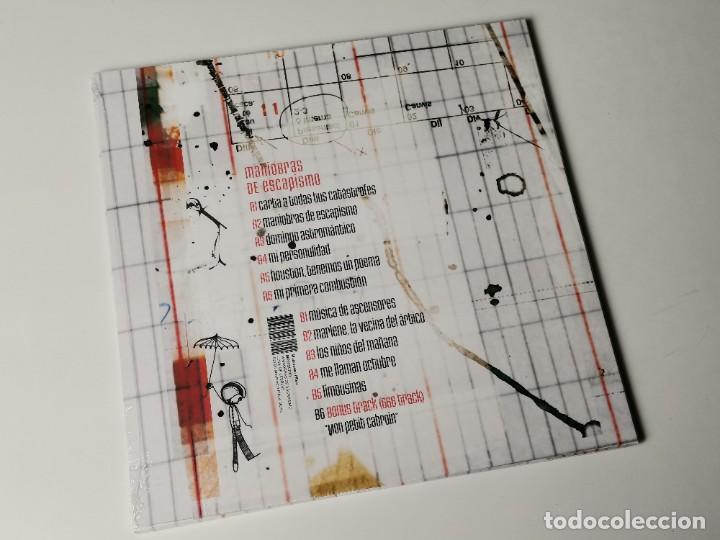 Discos de vinilo: LOVE OF LESBIAN-MANIOBRAS DE ESCAPISMO (LP, VINILO negro, 2021) precintado! - Foto 3 - 261257740