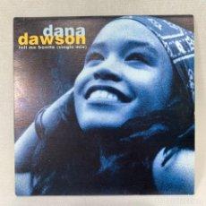 Discos de vinilo: SINGLE DANA DAWSON - TELL ME BONITA - ESPAÑA - AÑO 1991. Lote 261260915