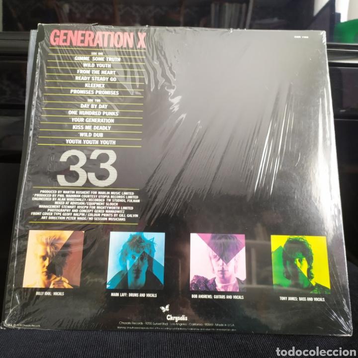 Discos de vinilo: Generation X USA 1978 - Foto 2 - 261267250