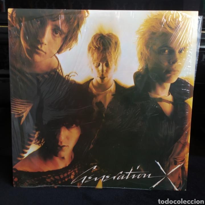 GENERATION X USA 1978 (Música - Discos - LP Vinilo - Punk - Hard Core)