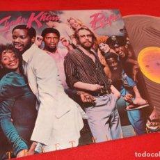 Discos de vinilo: CHAKA KHAN RUFUS STREET PLAYER LP 1978 ABC GATEFOLD ESPAÑA SPAIN EXCELENTE ESTADO. Lote 261274125