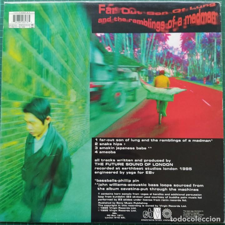 """Discos de vinilo: The Future Sound Of London - Far-Out Son Of Lung And The Ramblings Of A Madman (12"""") (1995/UK) - Foto 2 - 261280985"""