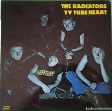 Discos de vinilo: THE RADIATORS... TV TUBE HEART. (CHISWICK RECORDS 1978 ) SPAIN.. Lote 261287620