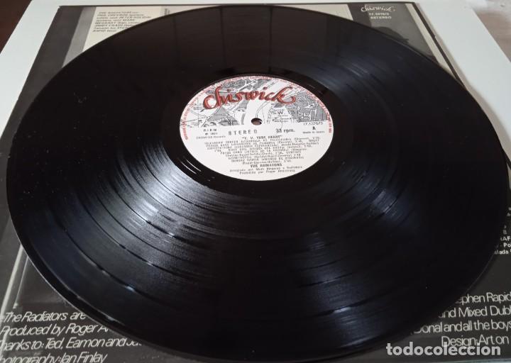 Discos de vinilo: The Radiators... TV Tube Heart. (Chiswick Records 1978 ) Spain. - Foto 3 - 261287620