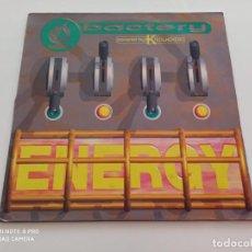 "Discos de vinilo: BACTERY - ENERGY (12""). Lote 261287670"