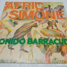 Discos de vinilo: AFRIC SIMONE - SONIDO BARRACUDA. Lote 261290225