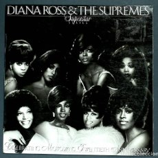 Discos de vinilo: LP DE DIANA ROSS & THE SUPREMES. SUPERSTAR SERIES. RCA, 1983. BUEN ESTADO.. Lote 261290790