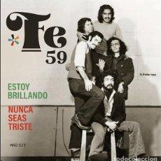 Discos de vinilo: SINGLE FE 59 - ESTOY BRILLANDO / VINILO / ED. LTD Y NUMERADA MADMUA RECORDS 2021 / NUEVO. Lote 261292195