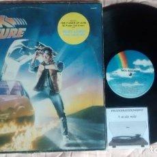 Discos de vinilo: BACK TO THE FUTURE - VOLVER AL FUTURO. Lote 261305200