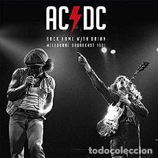 Discos de vinil: AC/DC ‎– BACK HOME WITH BRIAN MELBOURNE BROADCAST 1981 -2 LP-. Lote 261332505
