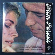 Discos de vinilo: GUY BOYER / THE SOUNDS & CO. - FILM PARADE - EP 33RPM - CONCERT HALL. Lote 261339230