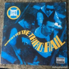 Discos de vinilo: LSD - WATCH OUT FOR THE THIRD RAIL . LP . 1991 GERMANY. Lote 261343540