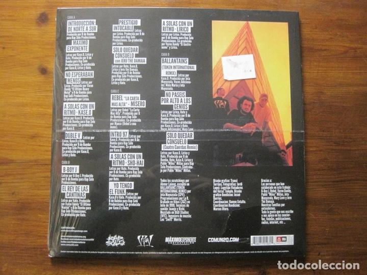 Discos de vinilo: Violadores Del Verso, Genios - Foto 2 - 261346880