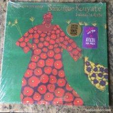 Discos de vinilo: SANOUGUE KOUYATE - BALENDALA DJIBE . LP . 1990 USA. Lote 278753518