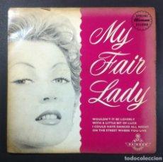 Discos de vinilo: LEW RAYMOND ORCHESTRA - MY FAIR LADY - EP UK - RAINBOW MAX-FI. Lote 261351210