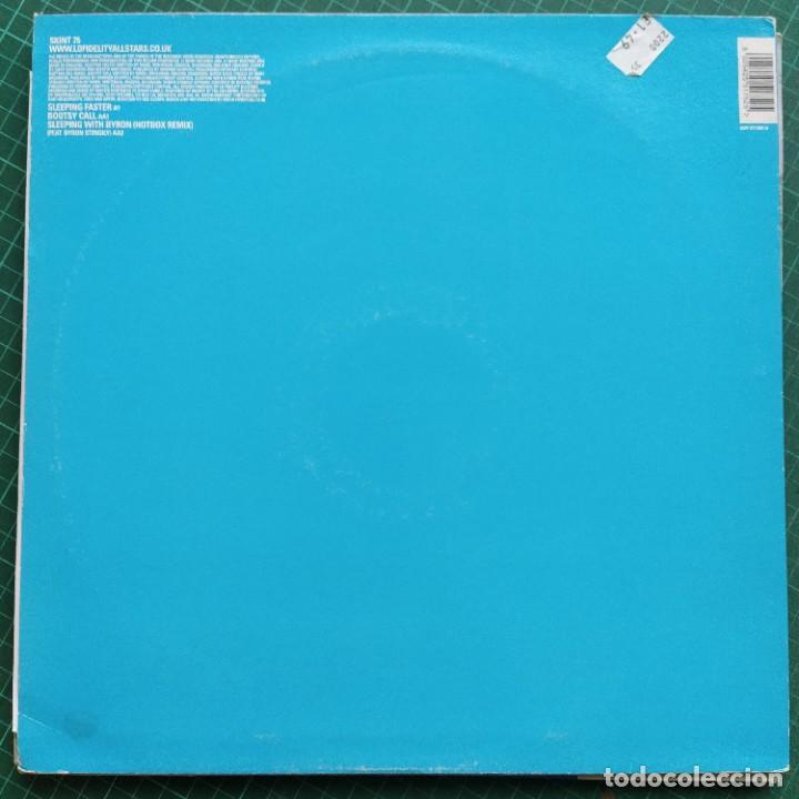 """Discos de vinilo: Lo-Fidelity Allstars - Sleeping Faster (12"""") (2002/UK) - Foto 2 - 261354310"""