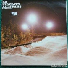 "Discos de vinilo: LO-FIDELITY ALLSTARS - SLEEPING FASTER (12"") (2002/UK). Lote 261354310"