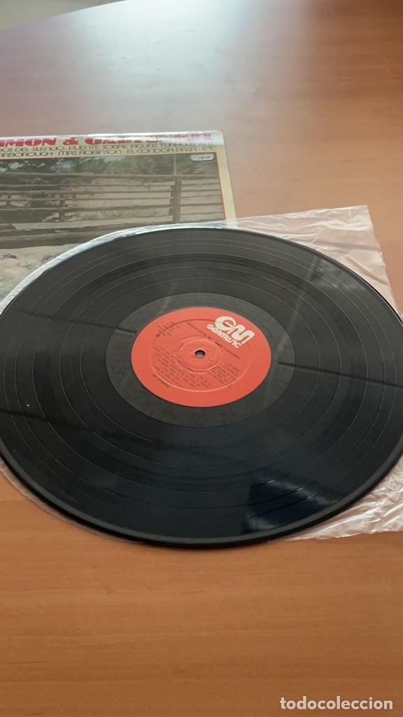 Discos de vinilo: VINILO The Nissung - Grandes Exitos de Simon y Garfunkel - GraMusic GM-712 - 1978 - Foto 9 - 166800070