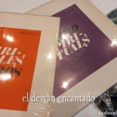 Discos de vinilo: NEGRO ESPIRITUALES. NEGRO SPIRITUALS. 2 LP ESPAÑA. Lote 261533520