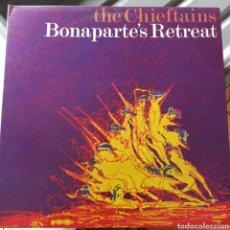 Discos de vinilo: THE CHIEFTAINS - BONAPARTE'S RETREAT (ISLAND RECORDS, GATEFOLD, UK, 1976). Lote 261535635
