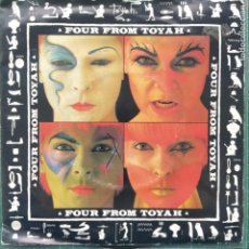 "Discos de vinilo: TOYAH - FOUR FROM TOYAH (7"", EP, SINGLE) (SAFARI RECORDS) TOY 1 (1987/UK). Lote 261537185"