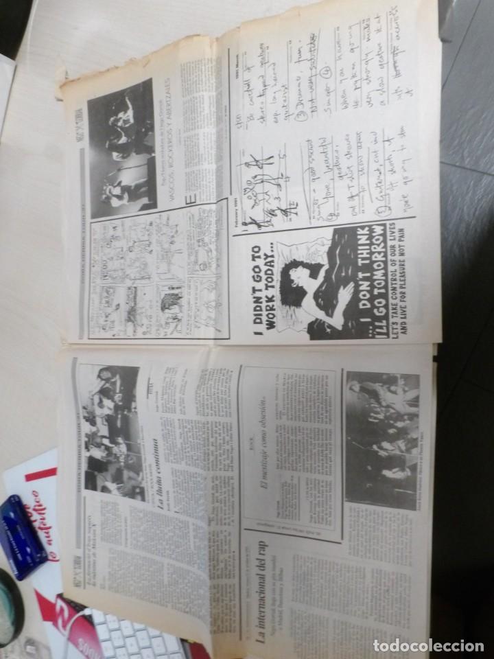 Discos de vinilo: NEGU GORRIAK --GORA HERRIA -PERIDIODICO GORA HARRIA TOUR 91-COMPLETO -IRUN- ESAN OBEKI RECORDS- 1991 - Foto 13 - 261545175