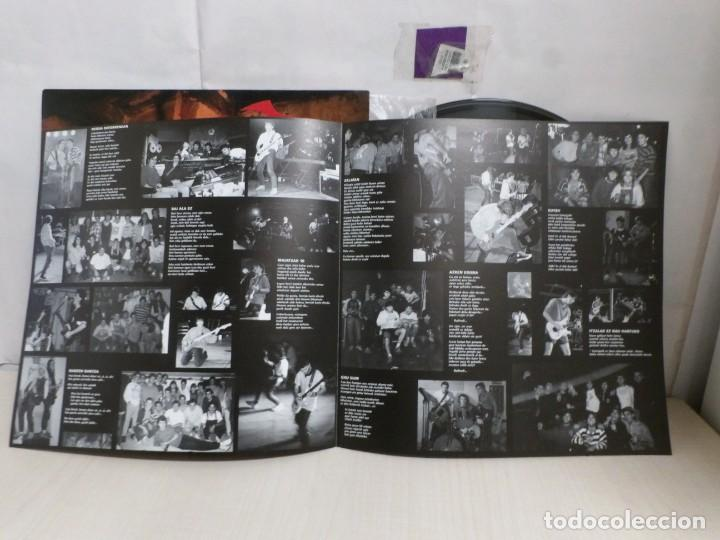 Discos de vinilo: URTZ. --EKAITZAREN GARRASIA--GOR G-508-1992--IRUÑEA--PAMPLONA - Foto 4 - 261546665