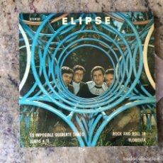 Discos de vinilo: ELIPSE - ES IMPOSIBLE QUERERTE TANTO . SINGLE . 1974 BOA. Lote 261547865