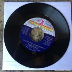 Discos de vinilo: COMMODORES - I FEEL SANCTIFIED . SINGLE . 1974 USA. Lote 261549480