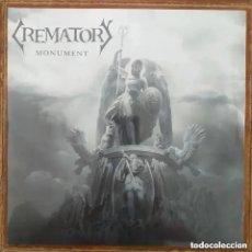 Discos de vinilo: CREMATORY - MONUMENT (LP2) PRECINTADO!!!! METAL GHOTIC. Lote 261551890