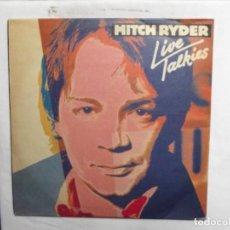 Discos de vinilo: MITCH RYDER LIVE TALKIES 3 LPS. Lote 261555825