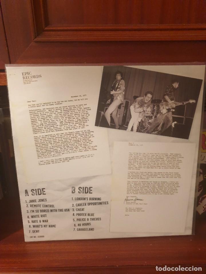 Discos de vinilo: THE CLASH / 1ST ALBUM DEMOS REMASTERED / NOT ON LABEL 2020 - Foto 2 - 261556160
