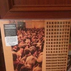 Discos de vinilo: ESKORBUTO / ESKIZOFRENIA / MUNSTER RECORDS. Lote 261556555