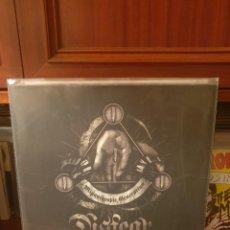 Discos de vinilo: DISFEAR / MISANTHOPIC.. / GATEFOLD / LA FAMILIA 2017. Lote 261566955