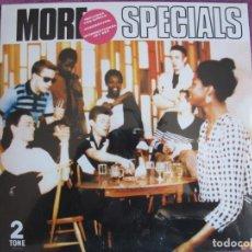 Dischi in vinile: LP - SPECIALS - MORE SPECIALS (REEDICION 2 TONE RECORDS 2014, CONTIENE SINGLE (STEREOTYPE). Lote 261567855