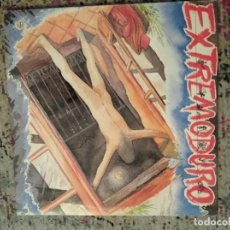 Discos de vinilo: ª EXTREMODURO - DELTOYA - 2LP GATEFOLD - 1992 DRO. Lote 261573315