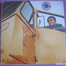 Discos de vinilo: LP - RED SIMPSON - I'M A TRUCK (USA, CAPITOL RECORDS SIN FECHA). Lote 261575880