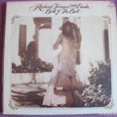 Discos de vinilo: LP - RICHARD TORRANCE AND EUREKA - BELLE OF THE BALL (USA, SHELTER RECORDS 1975). Lote 261576395