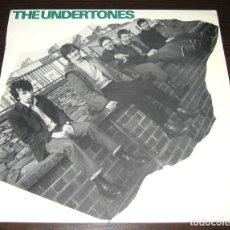Discos de vinilo: THE UNDERTONES - SELF TITLED S/T - SIRE 1979 - SPAIN - INSERT - EX!!. Lote 261582240